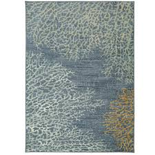 Mohawk Area Rugs 5x8 Mohawk Home Coral Reef Multi 5 Ft X 8 Ft Area Rug 491727 The