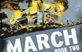 march book two march book two is a profoundly important comic