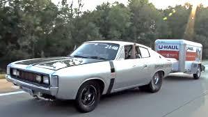 Australian Muscle Cars - 7 second australian 1972 valiant charger youtube