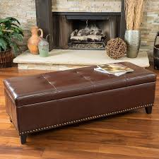 shop best selling home decor aberdeen foggy brown faux leather