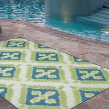 Indoor Outdoor Round Rugs Extraordinary Inspiration Clearance Outdoor Rugs Modern Decoration