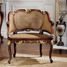 Louis Xv Armchairs Design Toscano Louis Xv French Armchair U0026 Reviews Wayfair