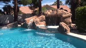 pool and grotto in las vegas home for sale youtube