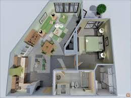 apartment planner planner 5d on twitter one bedroom apartment floorplans created