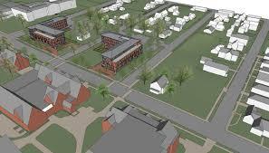 Ccu Campus Map Campus Construction Update June 2 2014 News Bates College