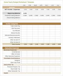 templates for business budgets annual budget template small business annual budget template sle