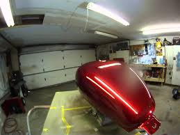 painting metal flake over black base color ytgg 3 22 15 youtube