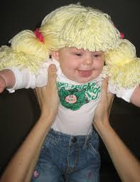 Homemade Cabbage Patch Kid Halloween Costume 964 Cabbage Patch Dolls Party Images Cabbages