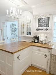 Cottage Chic Kitchen - 20 inspiring shabby chic kitchen design ideas shabby kitchens