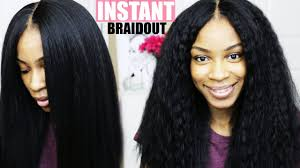 can you show me all the curly weave short hairstyles 2015 how to make synthetic hair wavy braid out on kinky straight weave