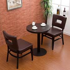 cafe table and chairs antique coffee room round wood table and chair set best quality