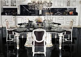 Black And Red Kitchen Ideas Black And White Kitchen Rugs Create Drama With Black Carpets And