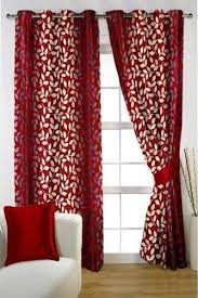 designer curtains st fashion trendy printed curtains set of 2