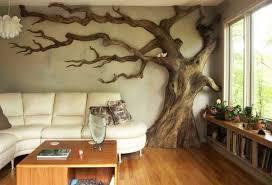 walls decoration 24 modern interior decorating ideas incorporating tree wall art