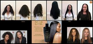 keratin treatment on black hair before and after amazon com gold label professional brazilian keratin blowout hair