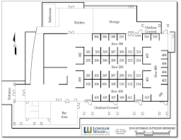 layout floor plan wyoming outdoor weekend expo
