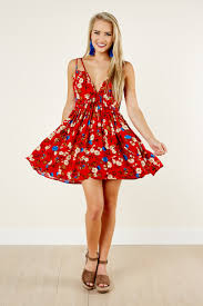 sun dress floral dress dress sundress 39 00
