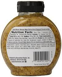 inglehoffer sweet hot mustard inglehoffer ground mustard 10 ounce squeezable