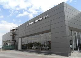 land rover headquarters corporate id alania building systems