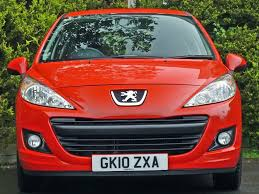 peugeot 209 for sale used flame red peugeot 207for sale dorset