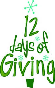 12 days of giving the community education network