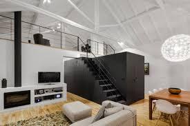 barnhouse brandao turns a barn house into a stylish contemporary home