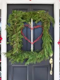 Wreath For Front Door Top 25 Holiday Wreaths To Decorate Your Front Door
