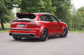porsche suv turbo manosry porsche cayenne turbo emits 50bhp power more evil