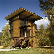 cabin home designs steel cabin design by kundig architects modern houses
