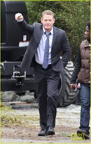 man holding martini jamie dornan u0026 dakota johnson are still hard at work on u0027fifty