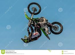 motocross freestyle tricks freestyle motocross petr kuchar editorial image image 24599745