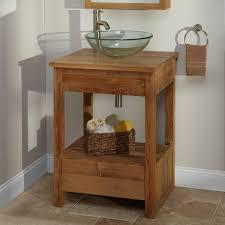 Teak Wood Bathroom 24