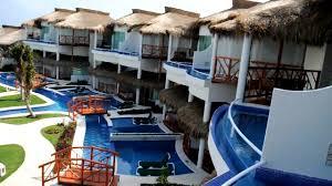our infinity casita suite at el dorado royale spa resort youtube