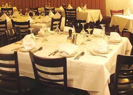 Banquet Table Linen - signature table linen white plains linen