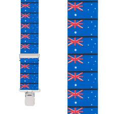 Australia Flags Australia Flag Suspenders Suspenderstore