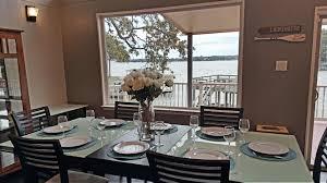 sunny mornings at cedar creek lake house layout luxury meets