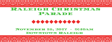 73rd annual raleigh parade by shop local raleigh