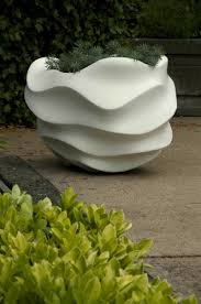 modern planters and pots commercial modern outdoor planter pots hedge style twista l tikspor