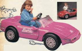 pink corvette power wheels 1988 tv se transformers optimus prime power