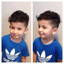 boys haircuts for thick wavy hair 15 cute little boy haircuts for boys and toddlers