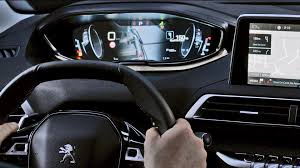 peugeot 3008 review peugeot 3008 2017 interior with i cockpit youtube