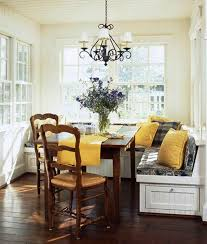 Kitchens With Banquette Seating Kitchen Banquette Designs Ideas