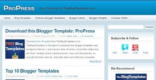 40 great looking blogger best free templates of 2011