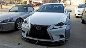 lexus is 300h body kit ok ark solus widebody kit clublexus lexus forum discussion