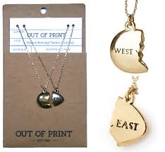 great necklace lury rakuten global market east and west egg necklace the