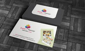 Catering Calling Card Design Event U0026 Party Planner Business Card Template Free Download Cr00004
