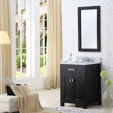 Free Standing Bathroom Sink Cabinets by Legion Wlf7021 Free Standing 24 In Single Vanity Hayneedle
