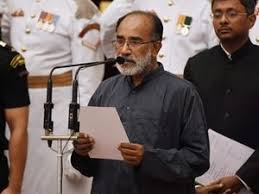 10 Cabinet Ministers Of India Alphons Kannanthanam Cabinet Reshuffle Alphons Kannanthanam