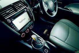 asx mitsubishi 2015 interior mitsubishi asx designer edition launched lowyat net cars