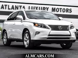 lexus rx 350 wiper blades size 2015 used lexus rx 350 at atlanta luxury motors serving metro